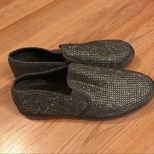 Jessica Simpson Shoes - Jessica Simpson rhinestone sneakers